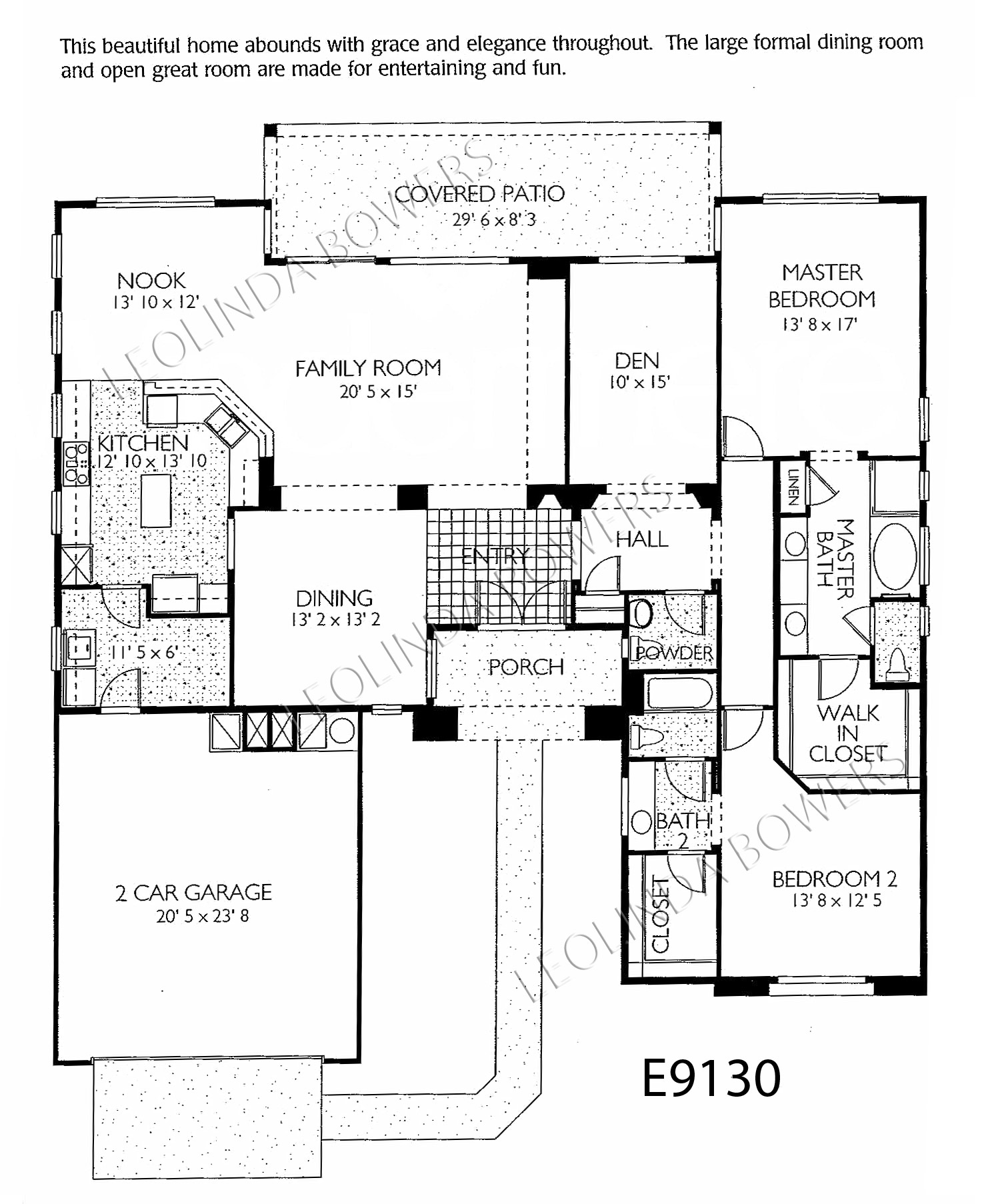 Find sun city grand saguaro floor plans leolinda bowers for Az house plans