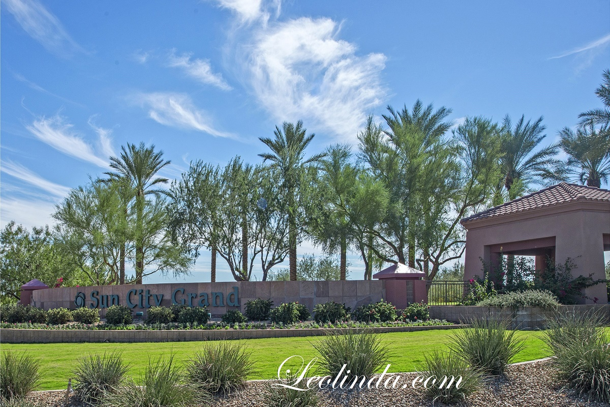Sun City Grand Homes Sold Golf Course Homes Arizona