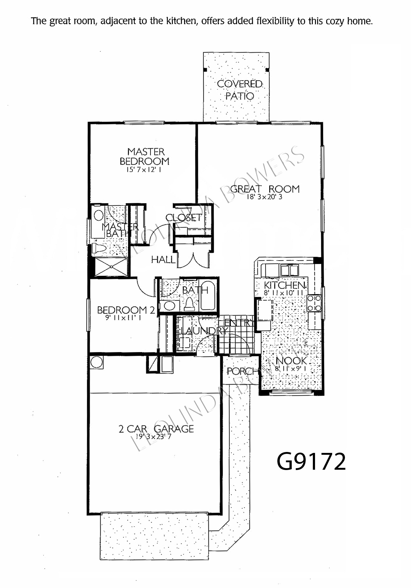 Find sun city grand sage floor plans leolinda bowers for Sage floor plan