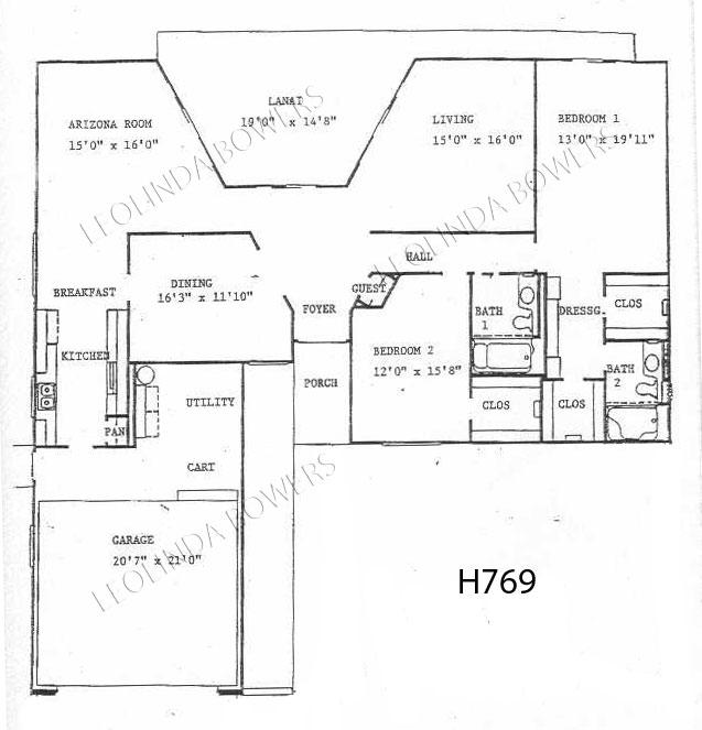 sun city west augusta model floor plan