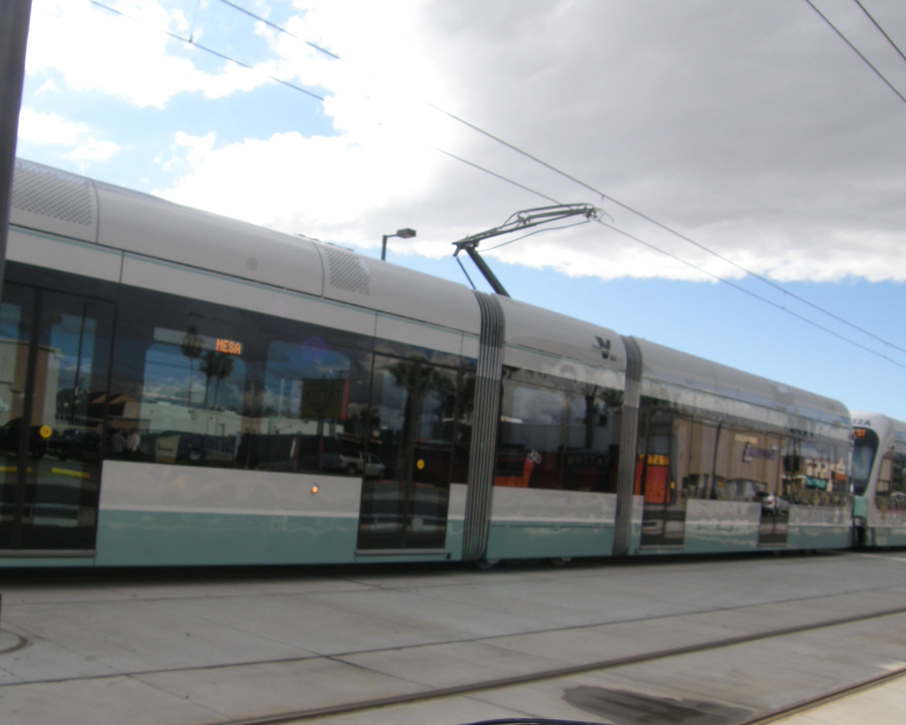 Metro valley light rail system is ready to rock and roll