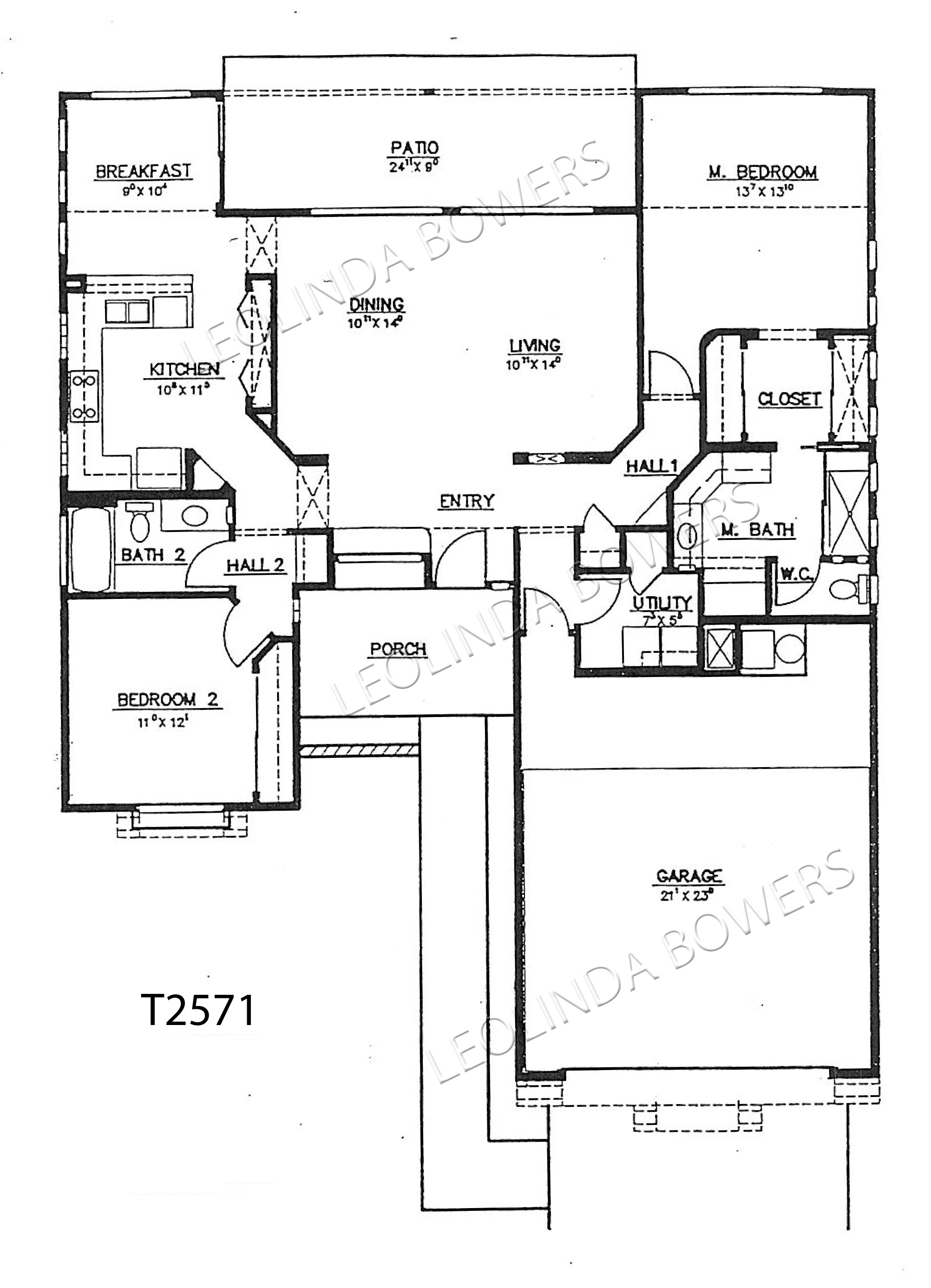 Sun City West Az Floor Plans Sun City West Summerhill Floor Plan