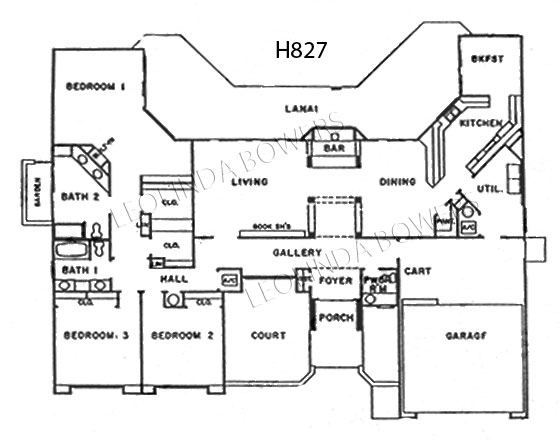 Sun City West San Felipe (82) Model Floor Plan
