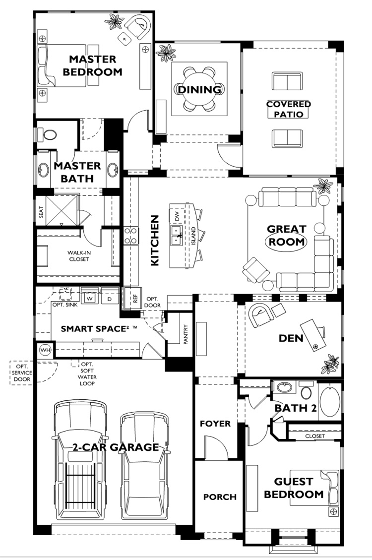 Nice floor plans home design for Nice floor plans